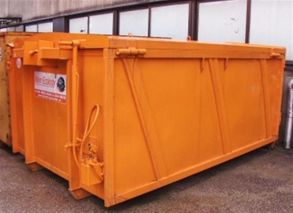 Noleggio cassoni rifiuti
